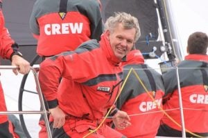 Aankondiging van de race met Roy Heiner