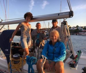 ZEILEN: Mijn Colin Archer Memorial Race 2018 – deel 2/2